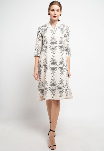 Batik First white Dress Favor V-Dbl CH+Lining CACE7AA83C1D87GS_1