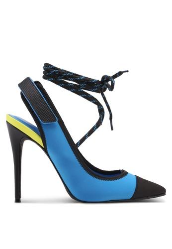 ALDO blue Hivia Heeled Shoes 538B6SH2045AB0GS_1