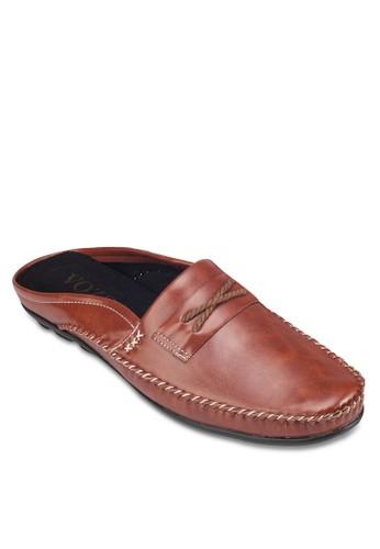 Italy 系列繫帶懶人拖鞋,esprit outlet 鞋, 鞋