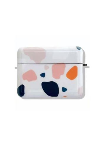 Kings Collection white Creative Pattern AirPods Pro Case (KCAC2143P) 1C182ACAEF1C31GS_1