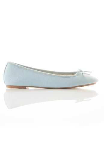 MARCHA BALLERINA blue Marcha Ballerinas BL Blue Puffy 2DB0CSH811D96DGS_1