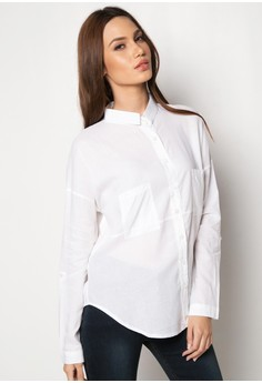Lad Linen Shirt with Pockets