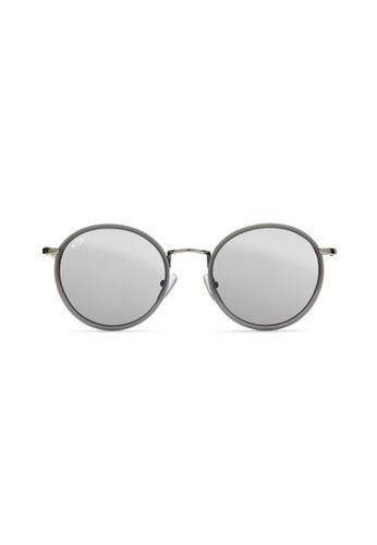 Kapten & Son grey and silver Amsterdam - Gloss Grey/Smoke Silver 5580AGL3E59F34GS_1
