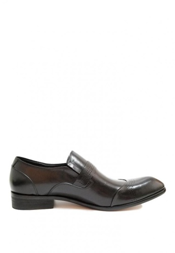 Kings Collection black Lloyd Dress Shoes 802CDSHECE2627GS_1