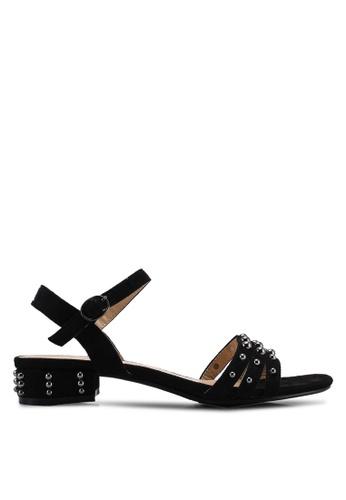 Divine Factory 黑色 Jen Heels 9D061SH2DA42FAGS_1