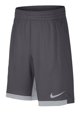 Nike grey Dri-FIT Trophy Training Shorts DFFC7KA4FC0D40GS_1