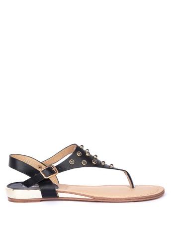b46d79d6b06 Shop Figliarina Strap On Flat Sandals Online on ZALORA Philippines