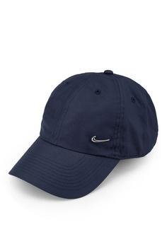 61e97bc4cf5 Nike navy Unisex Nike Sportswear Heritage86 Cap B959DACDDEBE4BGS 1