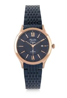 Alexandre Christie blue and multi Women Analog Watches 8585 Ldburbu 9211AAC6623351GS_1