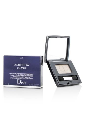 Christian Dior CHRISTIAN DIOR - Diorshow Mono Professional Spectacular Effects & Long Wear Eyeshadow - # 554 Minimalism 2g/0.07oz AA80ABE5818744GS_1
