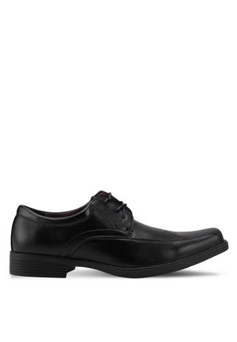 Rocklander black Derby Shoes D3C4FSHB8BC299GS_1