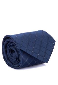 cbe1d22849f5 Well Suited blue Premium Necktie 32D93ACEB93426GS_1