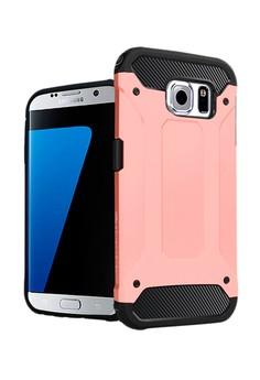 Tough Hybrid Dual Layer Case for Samsung Galaxy S6 Edge Plus