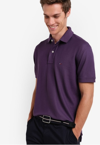 Tommy Hilfiger 50/2 PERFORMANCE POLO S/S RF TO861AA42VMFMY_1