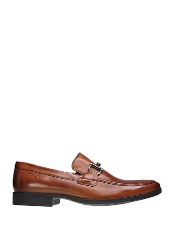 Sebago brown Mens Elbrus Bit Dress Casual ACA83SHD648CDEGS_1