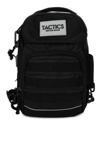 Tactics black Tt Sidekick Crossbody Bag(E018) 2CD8DACDBCC609GS_1