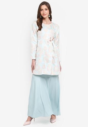 Buy SHEA RASOL Hope Modern Kurung Online on ZALORA Singapore be27fdb569