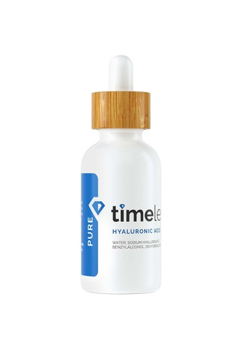 Timeless Skin Care Timeless Skin Care Hyaluronic Acid Serum 100% Pure CA239BEA8BC1B7GS_1
