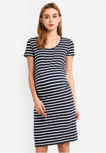 2b753143549 Buy Mama.licious Maternity Lea Organic Dress Online on ZALORA Singapore