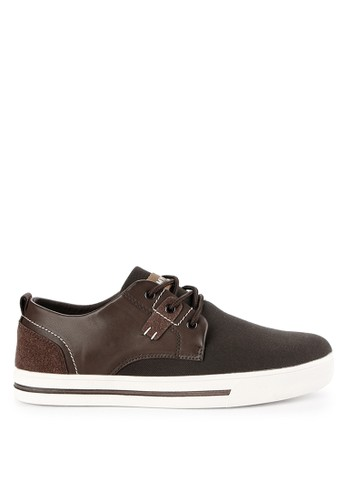 Homypro brown 3236 Sneakers 2457BSHB07589CGS_1