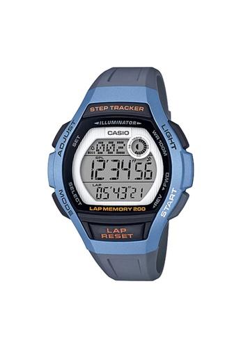 CASIO blue CASIO WATCH LWS-2000H-2AVDF 3EF1AAC97DABA7GS_1