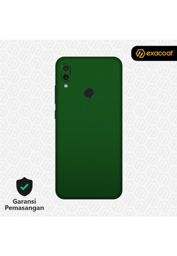 Exacoat Xiaomi Redmi Note 7 3M Skins True Colors - Emerald Green 4A493ES8FC3942GS_1