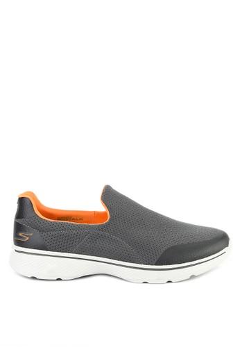 Skechers grey Go Walk 4 2CBD5SH79DE5F4GS_1
