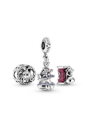 Pandora silver Pandora Cinderella Charms Trio Set BD2A0ACD1B2AFAGS_1