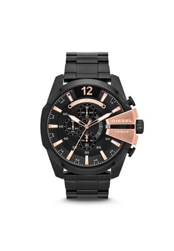 Chief三眼計時腕錶 DZ43esprit taiwan09, 錶類, 時尚型