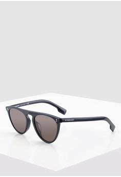 d215d5ec068 Burberry black Burberry BE4281F Sunglasses DD688GL1536FD6GS 1