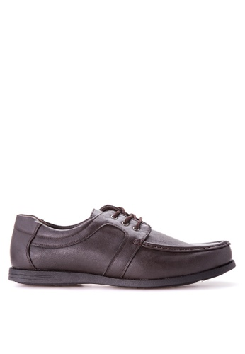 Preview brown Benedict Shoes PR211SH85FJEPH_1