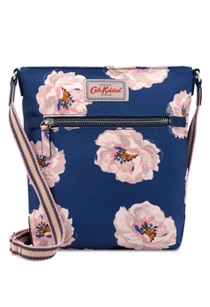 Cath Kidston navy Wispy Rose Travel Cross Body 6201CAC004631CGS 1 0b1ad6bb59424