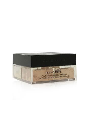 Givenchy GIVENCHY - Prisme Libre Loose Powder 4 in 1 Harmony - # 2 Taffetas Beige 4x3g/0.105oz 5C14BBEB8E4D7AGS_1
