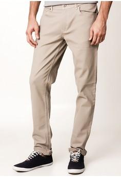 5-Pocket Non-Denim Pants