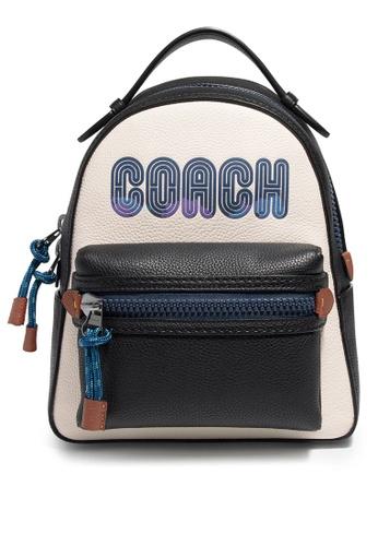 Coach white Campus Backpack 92371AC3446E97GS_1