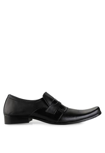 MARC & STUART Shoes black Pedro 1 MA456SH23DTCID_1