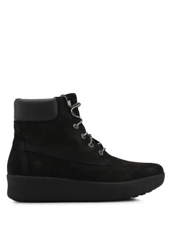 Timberland black Berlin Park 6 Inch Boots A2DA2SHB4B3CDEGS_1