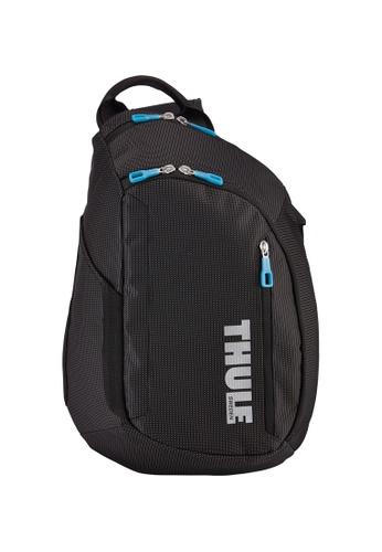 Thule black Thule Crossover Sling Pack 17L - Black E01F4AC87109F7GS_1