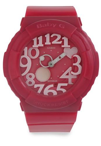 Baby-G pink Women Analog Watches Bga-130-4Bdr 22AD4ACCCFE626GS_1
