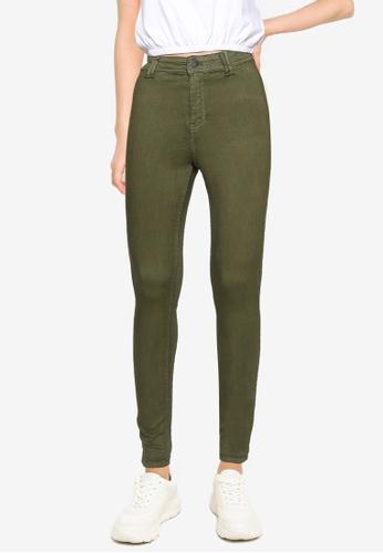 Noisy May green Emily Jeans 53D03AA0B8DF80GS_1