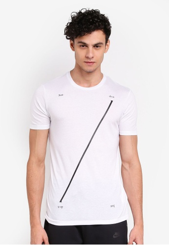 Nike white As M Nike Breathe Rise 365 Top Ss 4CEA2AAA885237GS_1