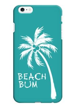 Beach Bum Matte Hard Case for iPhone 6 plus