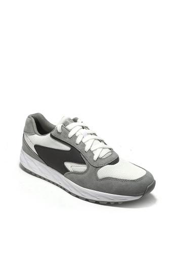 World Balance grey Elegy Men's Lifestyle Shoes 33492SH4D7B6F2GS_1