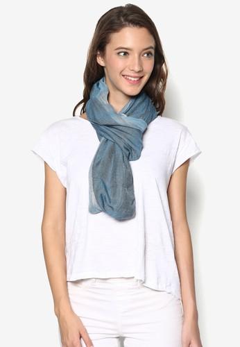 三色多用途圍巾披肩,esprit門市 飾品配件, 披肩