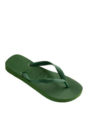 Havaianas green Havaianas Top Flip Flops 0B28FSH68549F3GS_1