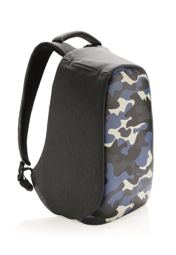 XD-Design blue XD Design Bobby Compact Anti Theft Backpack (Camouflage Blue) C3C28AC0283162GS_1