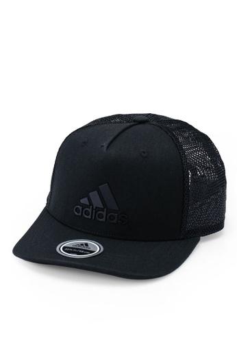 e3a2ab41d62 adidas black adidas h90 trucker cap D95E1AC719EC7AGS 1