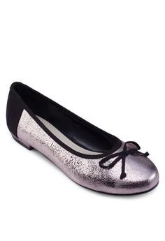 Glitter Ballerina Pumps