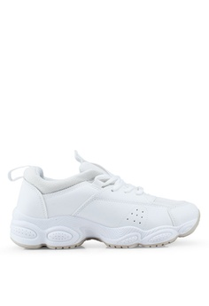 b9cb4e50ce7d Rubi white Bubble Chunky Trainers 5A752SH8043825GS 1 13% OFF Rubi Bubble  Chunky Trainers RM 149.00 NOW RM 128.90 Available in several sizes