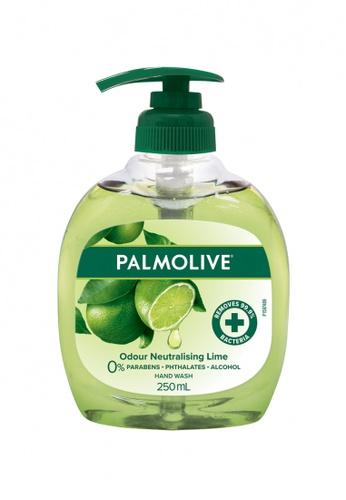 Palmolive Palmolive Odour Neutralising Lime Liquid Hand Wash 250ml 4BDA4ES7252FB3GS_1